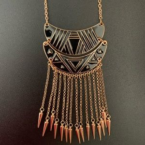 Aldo statement necklace